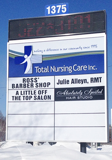 Total Nursing Care Inc.